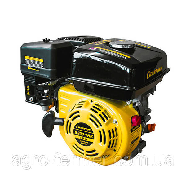 Gerrard G200 двигатель бензиновый 6,5 лс