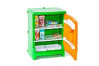 Детский игрушечный холодильник от ТМ Орион  со звуковыми эффектами