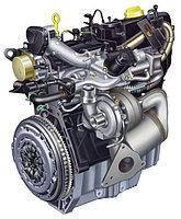 Двигатель 1.6 dCi (R9M)