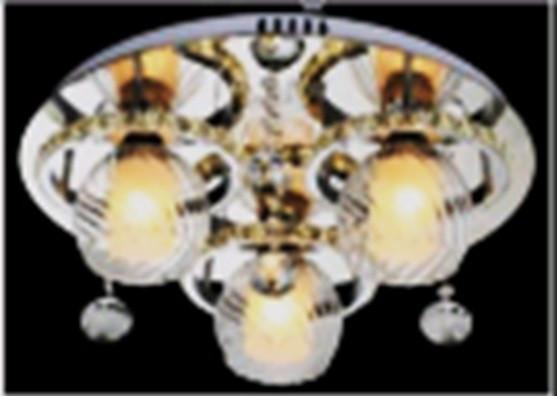 Люстра світлодіодна 81380/3 Ø400