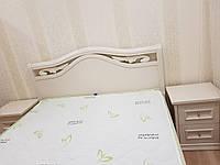 Ліжко(кровать) з натурального дерева(ясен).