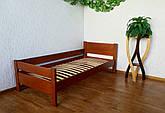 """Детская деревянная кровать из массива дерева от производителя """"Эконом"""""""