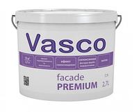 VASCO Facade Premium акриловая фасадная краска, модифицированная силоксаном 2,7л