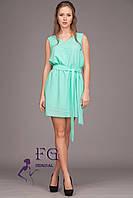 Платье-сарафан свободного кроя