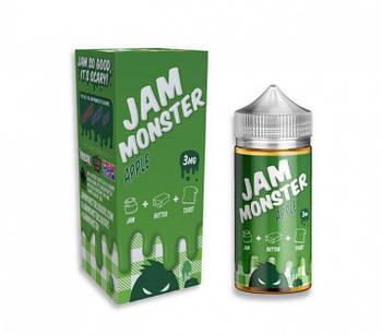 Жидкость Jam Monster 3 мг 100 мл Яблоко