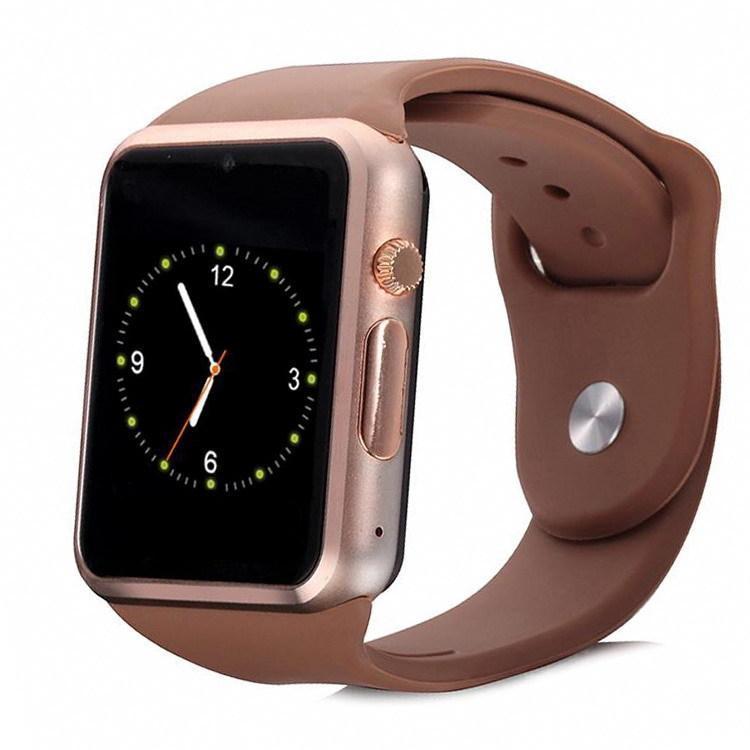 Умные часы Smart Watch A1 Золото