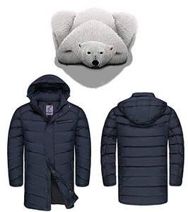 Куртки больших размеров Braggart