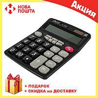 Калькулятор большой настольный Karuida KK 7800B для домашнего/профессионального использования, фото 1