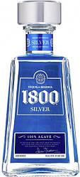 Текіла Tequila 1800 Silver (Текіла 1800 Сільвер) 38%, 0,75 літра