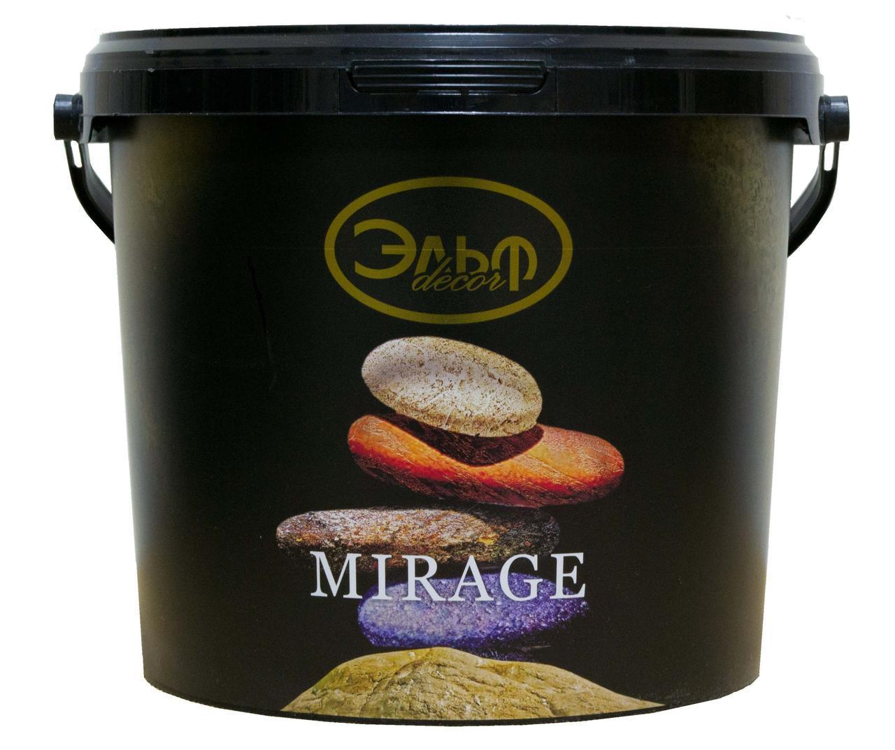 MIRAGE Gold (Мираж), Эльф, декоративное покрытие, золотистая база, 5кг