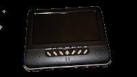 """Портативный Телевизор 7"""" Дюймов Экран с Аккумулятором TV-7 USB - SD, фото 1"""