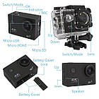 Екшн-Камера Dvr Sport S2 WiFe waterproof 4k, фото 2