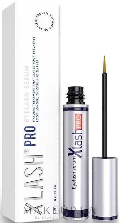 Сыворотка для роста ресниц Xlash Pro 6 ml