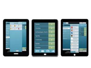 Приложение для заказов официанты с планшетами для летних площадок,больших ресторанов