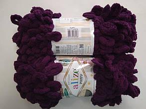 Пряжа для вязания Пуффи Alize сливовый 111