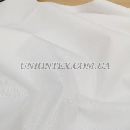 Ткань оксфорд 600D PU белый, фото 2