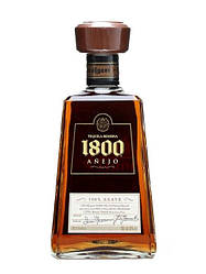 Текіла Tequila 1800 Anejo (Текіла 1800 Аньехо) 38%, 0,75 літра
