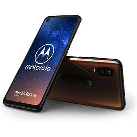 Смартфон Motorola One Vision 4/128GB DS BRONZE