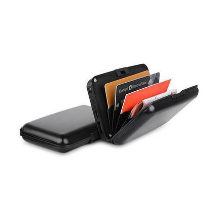 Кошелек- павербанк Insta Charge Wallet SonicIQ, фото 2