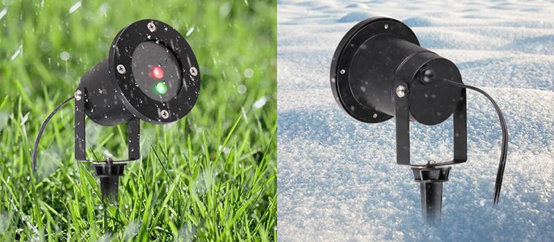 Лазерный проектор Star Shower
