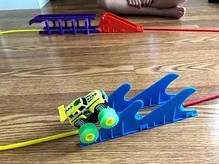Монстер-Траки Trix Trux на две машинки, фото 2