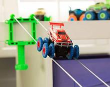 Монстер-Траки Trix Trux на дві машинки, фото 3