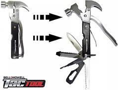 Мультитул плоскогубці молоток Multi hammer Megahertz TacTool 18 1