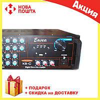 Усилитель мощности звука Ensea AMP K8 | компактный усилитель звука | усилитель мощности, фото 1
