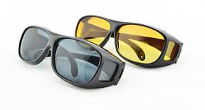 Очки для водителей антифары HD Vision 2шт, фото 2