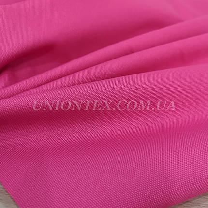 Ткань оксфорд 600D PU малиновый, фото 2