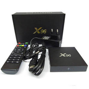 Приставка TV-BOX X96 1GB/8GB Android 7, фото 2