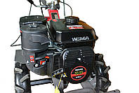 Мотоблок WEIMA (Вейма) WM1100C NEW (серия PRO - разборная фреза 2+1+1 + диски защиты растений), фото 5