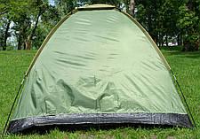 Палатка KILIMANJARO 2017 (210-210-140см) 4-х местн  SS-06Т-104 4м, фото 2