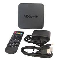 Смарт ТВ-приставка MAQ-4k, фото 3