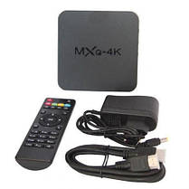 Смарт ТВ приставка MAQ-4k, фото 3