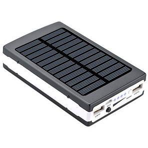 Солнечное зарядное Power Bank Solar 32 000 mAh, фото 2