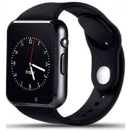 Умные часы Smart Watch A1 Черный, фото 2