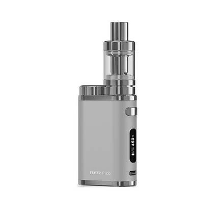 Электронная сигарета Eleaf iStick Pico Серебристый, фото 2