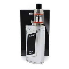 Електронна сигарета Smok Alien 220W Сріблястий