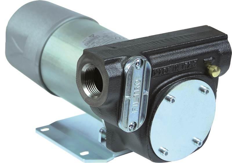 Bigga BP-DC100 Насос для перекачки ДТ.   Производительность  76-91 л/хв 12 вольт
