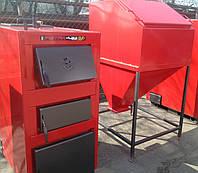 Котел твердотопливный длительного горения Ретра-4М Дуо 100 кВт