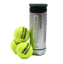Мячи Для Большого Тенниса Head 3b head davis cup (MD)