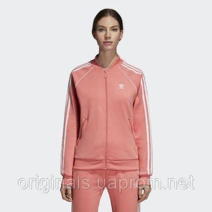 Женская олимпийка Adidas Superstar DH3162 (размер XS/32), фото 2