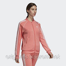 Женская олимпийка Adidas Superstar DH3162 (размер XS/32), фото 3