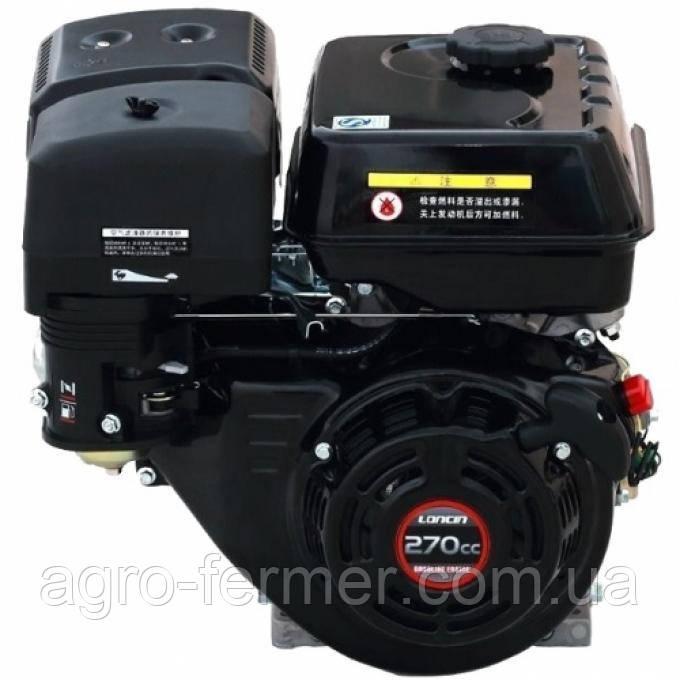 Loncin F270G двигатель бензиновый 9 лс