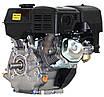 Loncin F270G двигатель бензиновый 9 лс, фото 2
