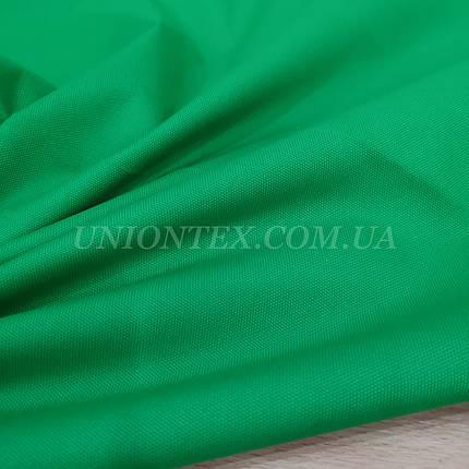 Ткань оксфорд 600D PU зеленый, фото 2