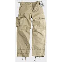 US BDU штаны бежевые (R/S)