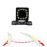 Камера Заднего Вида 103 - Подсветка и Динамической Разметкой