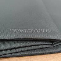 Ткань оксфорд 600D PU темно-серый